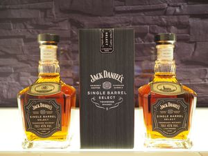 Jack Daniels Single Barrel Whiskey Paderborn
