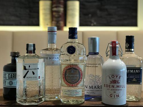 Gin Tasting - Genussraum Paderborn