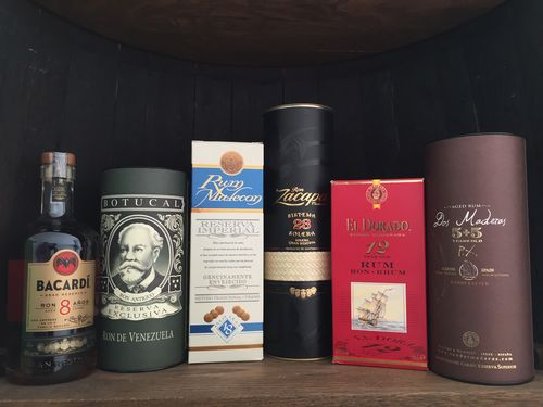 Rum Tasting Genussraum Paderborn