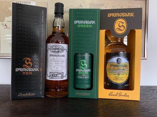 genussraum paderborn whisky tasting springbank